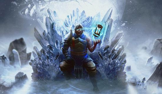 """""""暗黑""""风新作《时间之塔》公布 预计在三月底登陆iOS"""