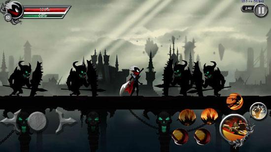 动作游戏《火柴人传奇》曝光 多种组合技能考验操作