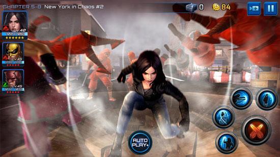 《漫威:未来之战》迎新春更新 三位蹀血女英雄加入