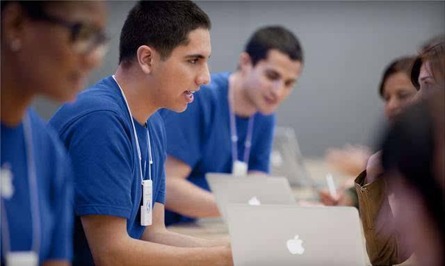 """在华不再""""以换代修""""  苹果售后服务被指中外有别"""