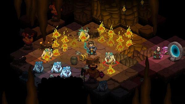 Steam口碑佳作《流浪巫师》移动版曝光 预计将在5月登陆iOS