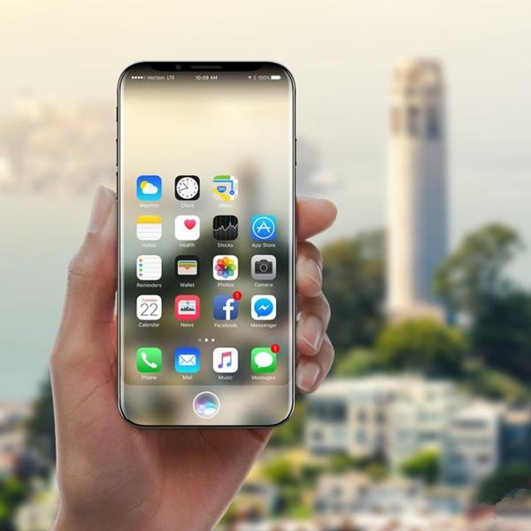 苹果应该把Touch ID移到iPhone 8的背部吗?
