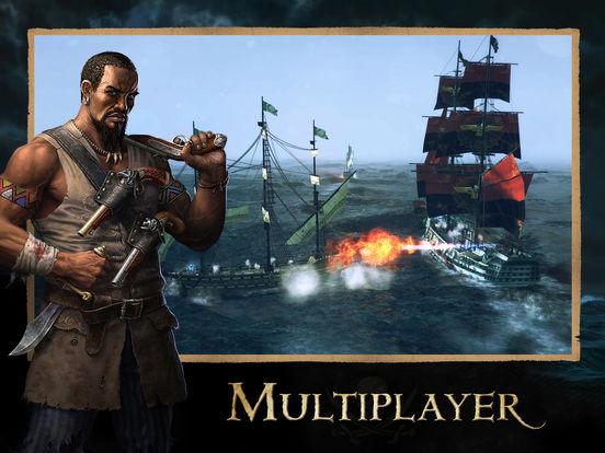 """征服大海成为""""海贼王""""探险游戏《暴风雨》上架"""