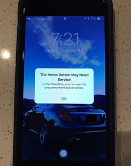 iPhone 7/7plus的Home 键坏了怎么办