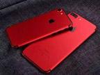 苹果iPhone7/Plus烈焰红版登场