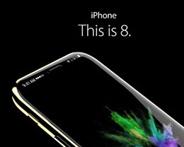 又见概念 iPhone 8:这款颜值超高的