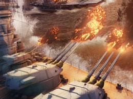 《舰指太平洋》今日全民公测 还原二战硝烟弥漫的真实海战