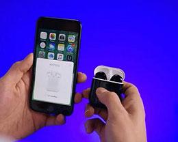 亮黑色苹果AirPods上手体验:黑色iPhone7/Plus绝配