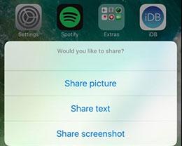 插件Share Anywhere:让共享图片和文字变得更快捷