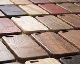 每次都有惊喜!这次是木质iPhone保护壳