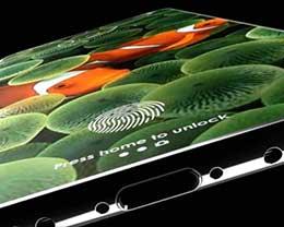 隐藏式前置摄像头设计的iPhone 8  你打多少分