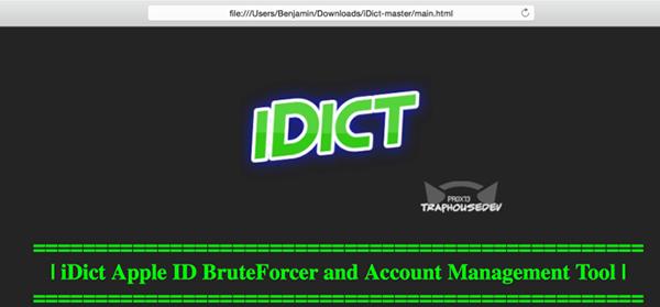 icloud又出问题了 新工具可破密码