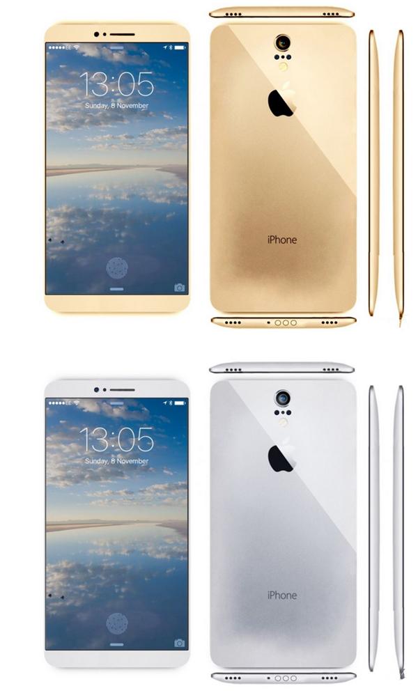 7概念设计:苹果产品大集合的产物