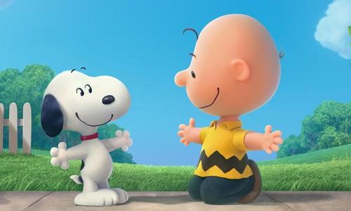 结合经典的卡通元素及创新的3d动画技术,史努比这条可爱的小猎犬,成天