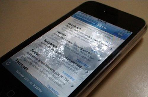 之后苹果君教大家如何判断iphone手机内部有没有进水