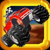 超级疯狂大脚车狂野飙车高清版: 一款很好玩的极限越野赛车游戏