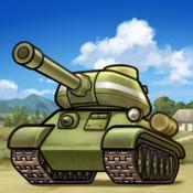 坦克传奇!