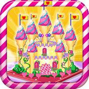 城堡蛋糕设计