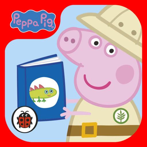 粉红小猪妹周游世界