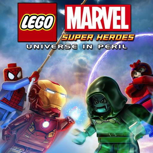 乐高漫威超级英雄:宇宙危机