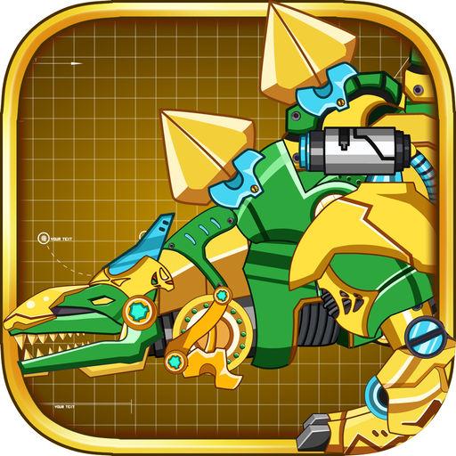 机械剑龙:组装/拼装恐龙玩具