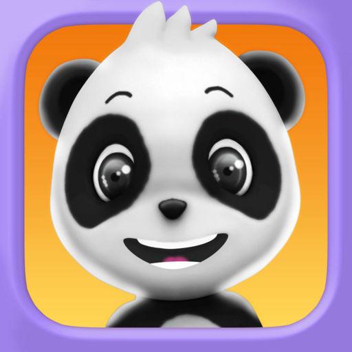 会说话熊猫 - 我的虚拟宠物