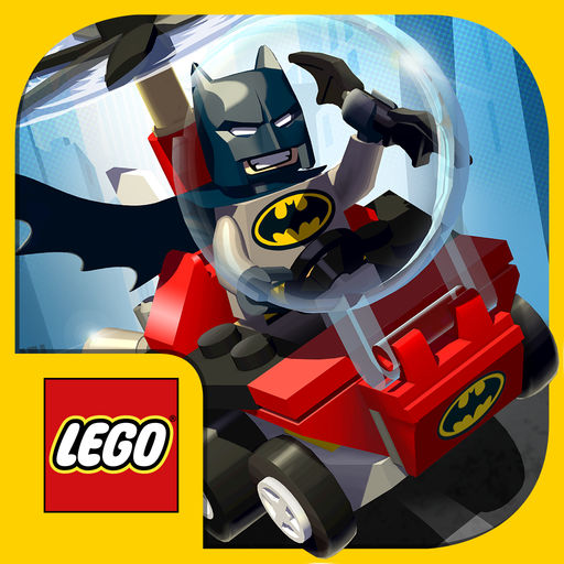 乐高 DC 超级英雄:迷你碰碰车