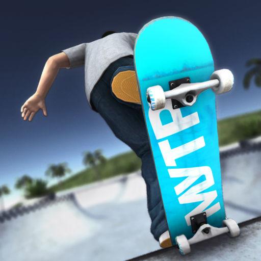 极限雪岭大赛:滑板人生