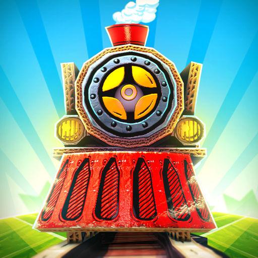 小火车快跑 Paper Train Rush