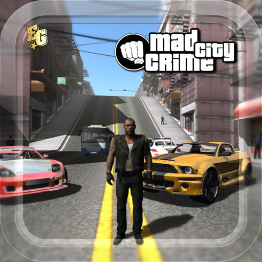 疯狂城市犯罪
