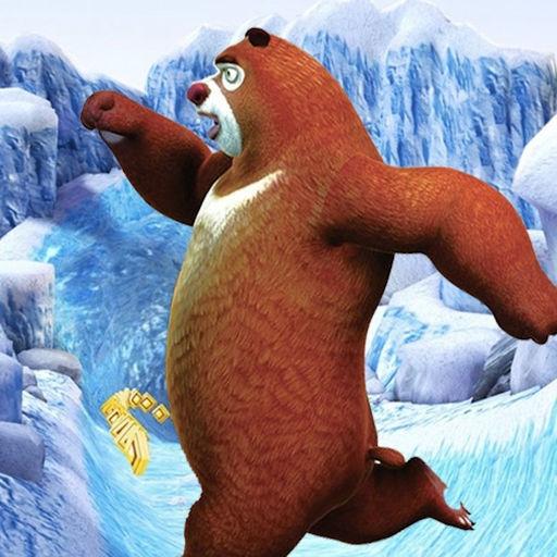 熊出没跑酷