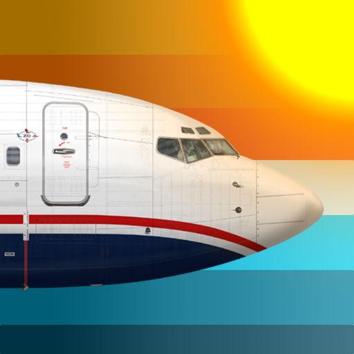 737飞行模拟器