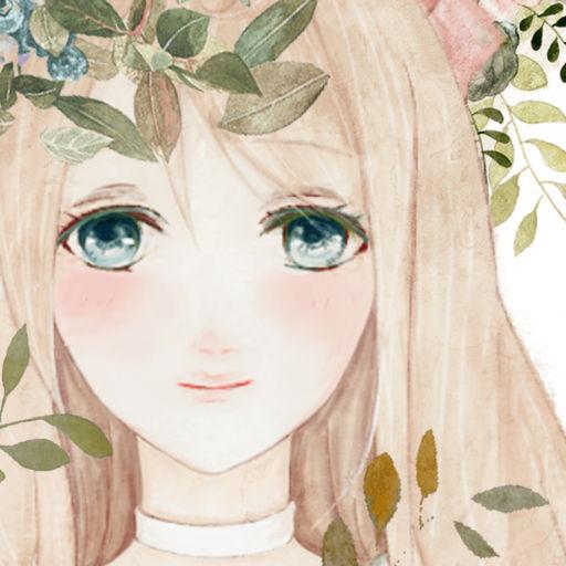 我想静静—涂鸦描绘属于自己的魔法森林花园