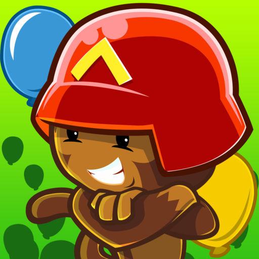 气球塔防对战版