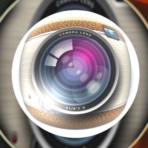 鱼眼镜头相机