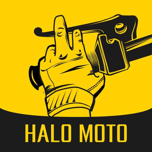 halo摩托