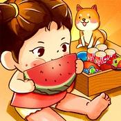 摆摊日记 - 模拟经营美食养女儿休闲小游戏